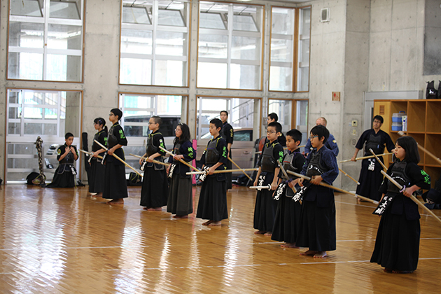 城北剣道クラブスポーツ少年団