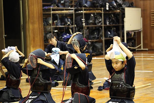 宜野湾地区スポーツ少年団