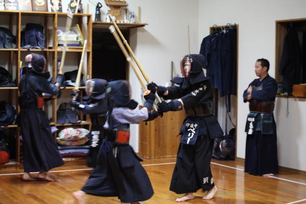 沖縄剣志館