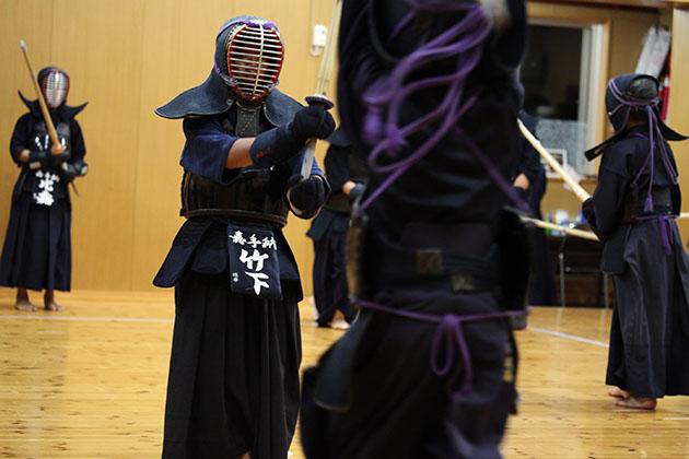 嘉手納少年剣道クラブ