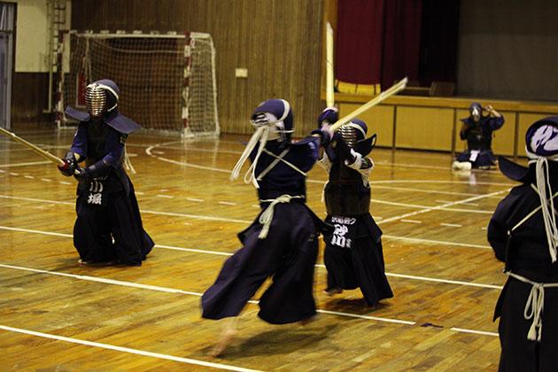沢岻少年剣道クラブ