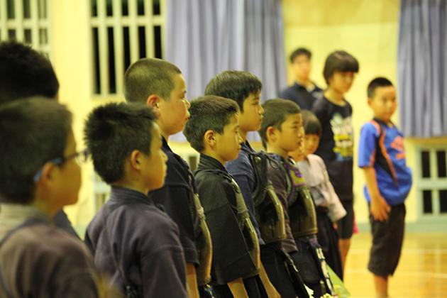 名護警察署スポーツ少年団