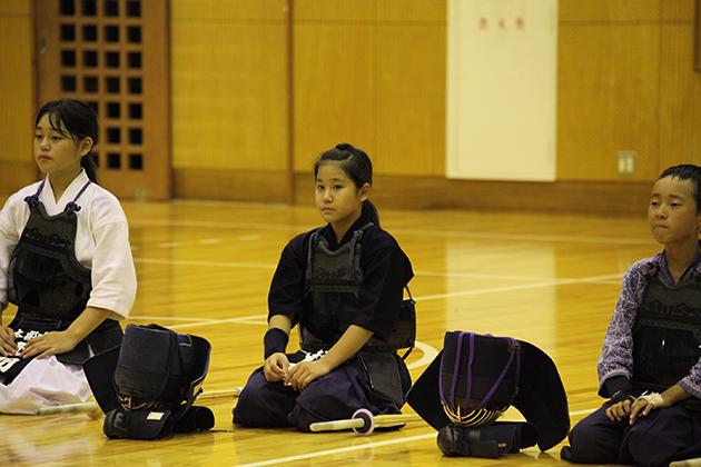本部警察署八重岳少年剣道クラブ