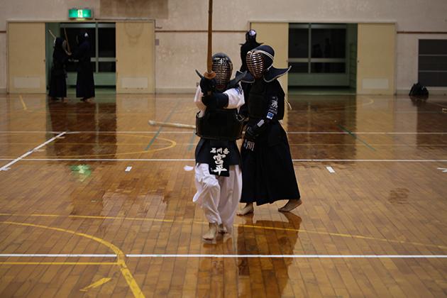 石川岳少年剣道教室