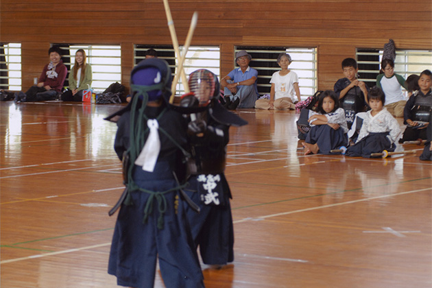 具志川少年剣道クラブ